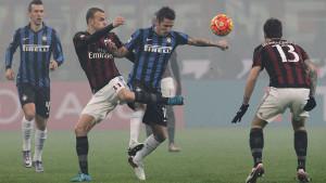 Igraju Inter i Milan, a ako treba neko pravilo da znate, ono glasi - nema pravila