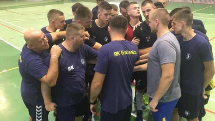 Gračanlije počele sa 3. fazom priprema, danas prijateljska utakmica sa Spačvom u Vinkovcima