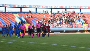 Žižović izabrao startnih 11 za meč protiv Spartaka u Trnavi