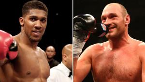 Anthony Joshua vs. Tyson Fury na prepunom Wembleyju