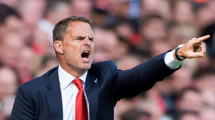 De Boer dobio otkaz i zasjeo na vrh neslavne liste