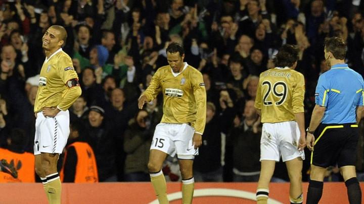 Znate li ko je posljednji engleski klub koji je uspio pobijediti Juve u šokantnom meču 2010. godine?