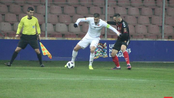Isaković: Sloboda igra tvrd nogomet, polusezonu želimo okončati pozitivnim rezultatom