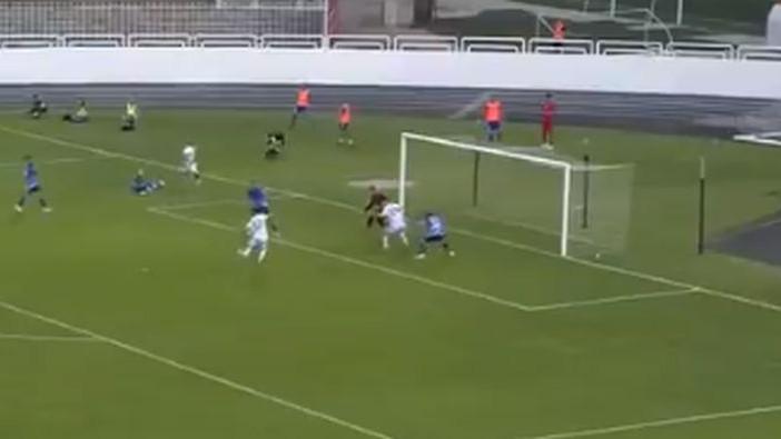 Akcija iz udžbenika: Zrinjski golom Mandića poveo sa 1:0