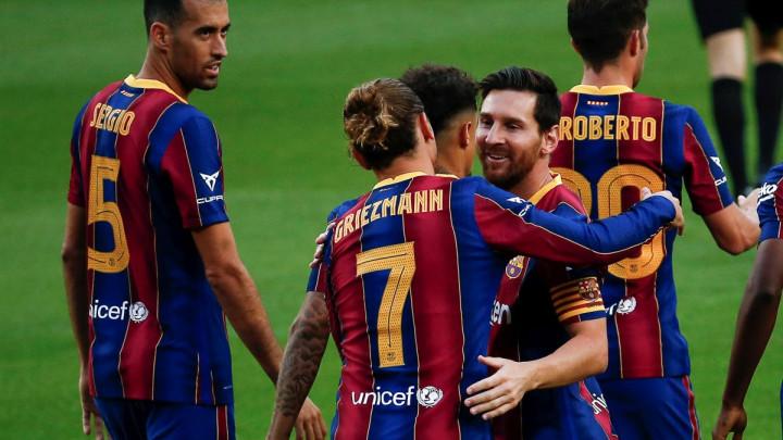 Barcelona nije zaradila gotovo ništa od transfera, ali je budžet poprilično rasterećen