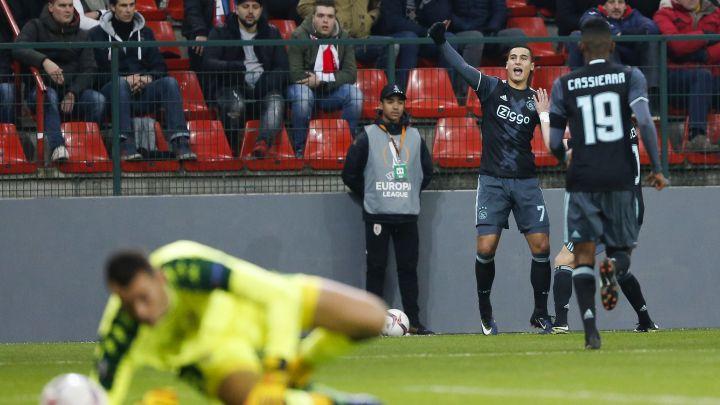 Roma bira između dva fudbalera