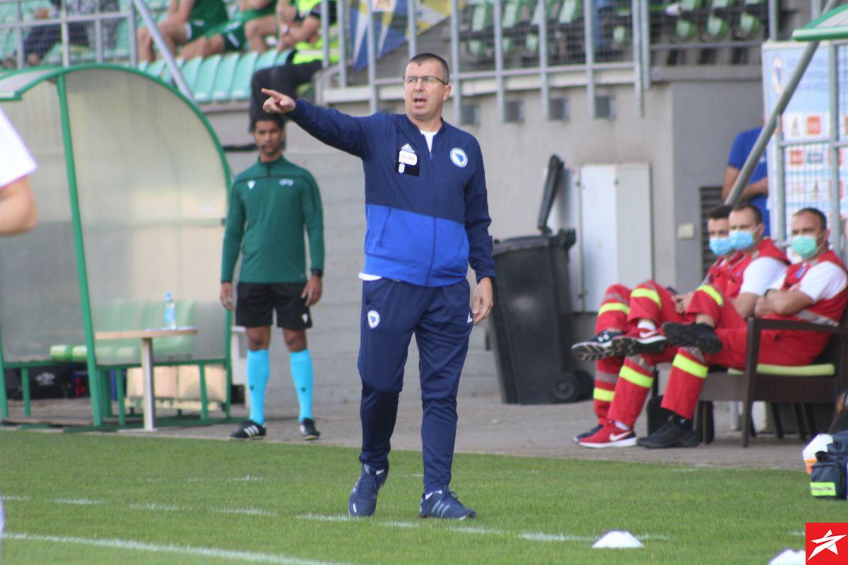 Starčević: Uz nekoliko promjena u ekipi očekujemo pozitivan rezultat protiv Švedske
