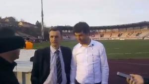 Cihat Arslan: Bodove smo osvojili sa dosta borbe