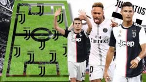 Juventusovih zatrašujućih 11 ako dođe Neymar!