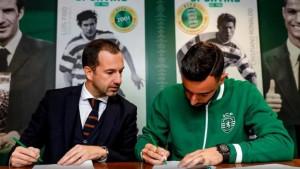 Bruno Fernandes produžio ugovor sa Sportingom