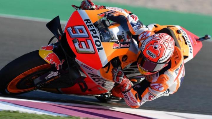 Marquez za pamćenje, Lorenzo i Rossi razočarali
