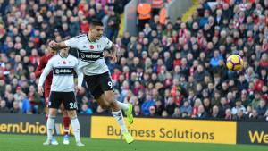 Rooney i Mitrović zabijali u remiju Derbyja i Fulhama