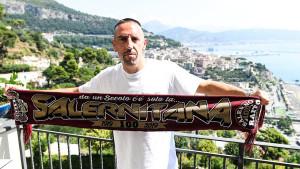 Ribery stigao u Salerno