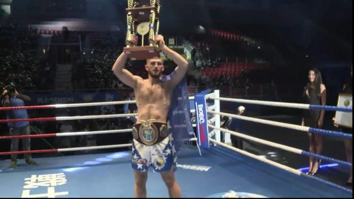 Ahmed Krnjić donio titulu WAKO prvaka u Zenicu