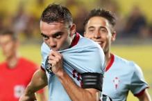 Celta Vigo deklasirala Las Palmas, hat-trick Aspasa