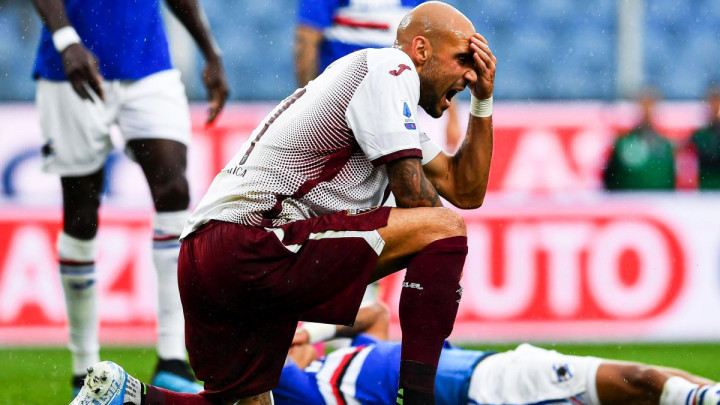 Simone Zaza napravio haos na treningu Torina, već sada može tražiti novi klub