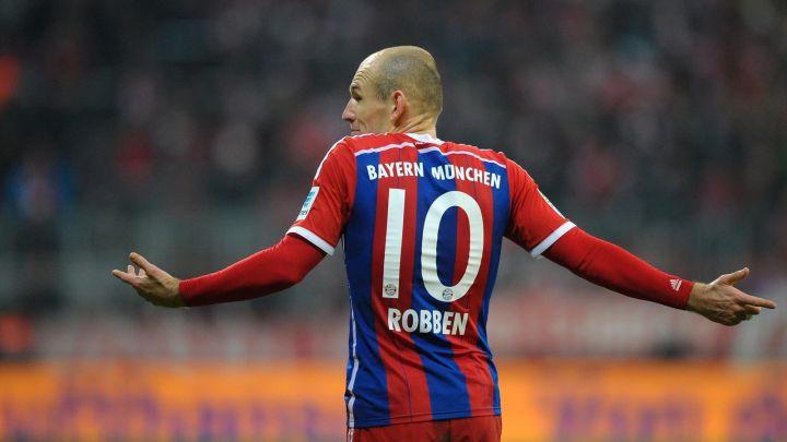 Robben: Stavio sam sebe ispred Bayerna, nisam pogriješio