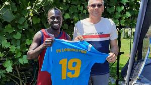 Diabang pronašao novi klub u našoj zemlji