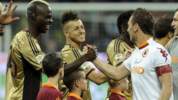 Balotelli i Totti od naredne sezone dijele svlačionicu?
