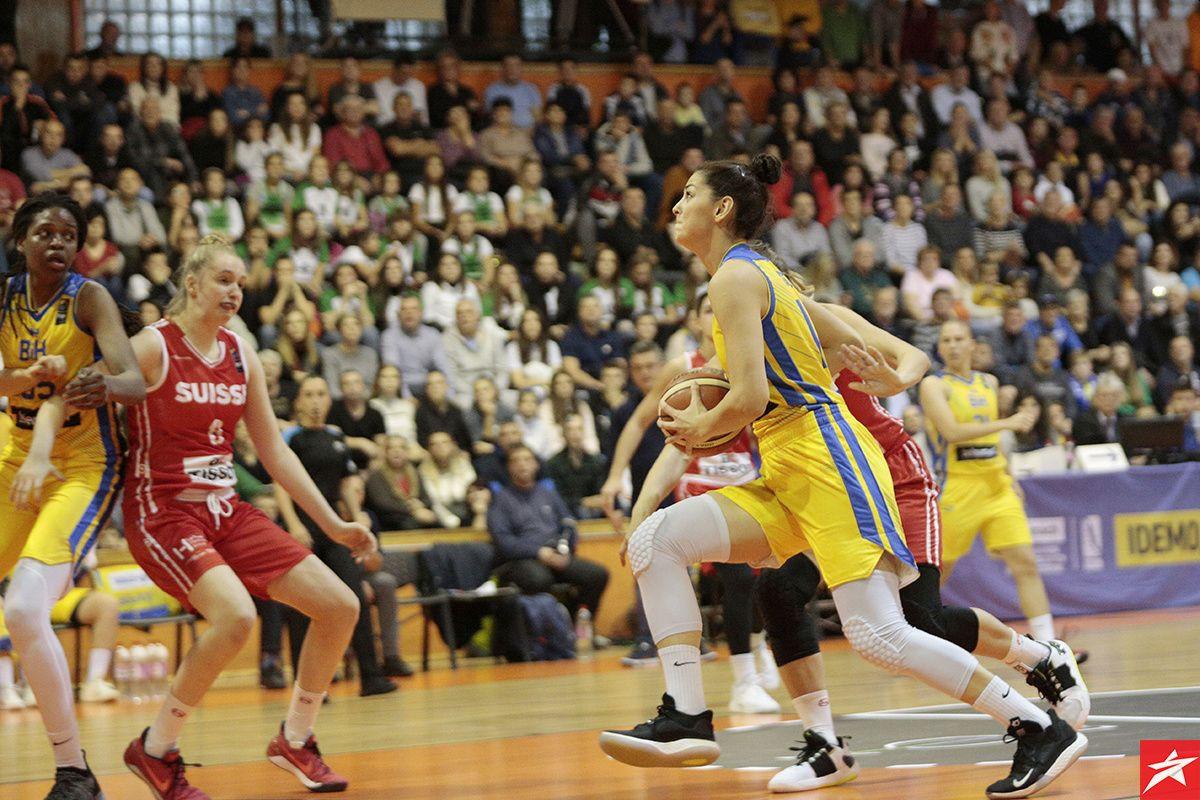 Dominantna partija Marice Gajić u Eurocupu