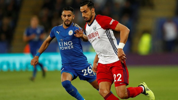Chadli i Mahrez pogađali u remiju na King Poweru