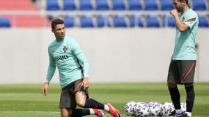 Novinare nije zanimala ekipa Portugala već samo da li će Ronaldo napustiti Juventus