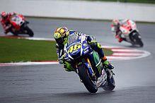 Marquez izletio sa staze, Rossi slavio na Silverstoneu
