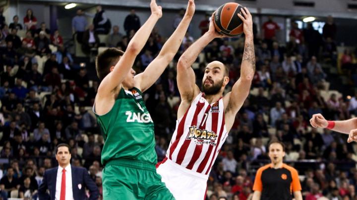 Olympiakos izjednačio, serija se seli u Kaunas