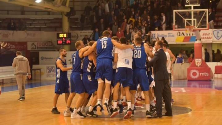 Trbić i Arsić složni: Zaslužena pobjeda Sparsa