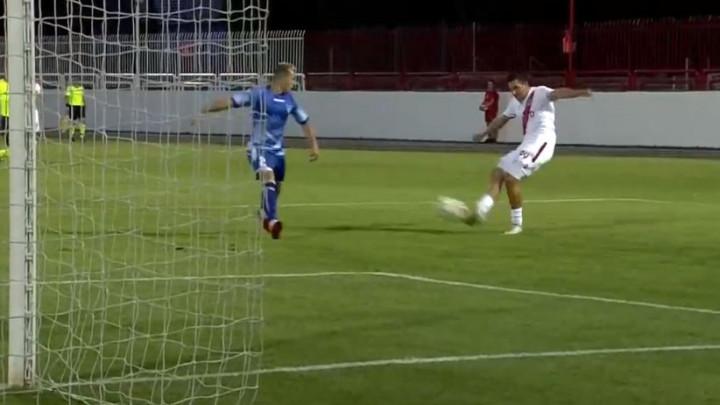 U životnoj formi: Eurogol Govedarice za aplauz cijelog stadiona