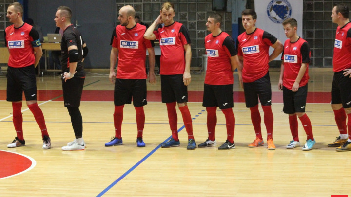 "MNK ""Calp"" iz Zenice odustao od takmičenja u narednoj sezoni"