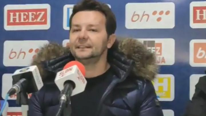 Baljić: Cilj nam je dovesti još jednog ili dvojicu nogometaša