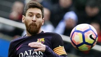 Argentinska vlada špijunirala Lionela Messija
