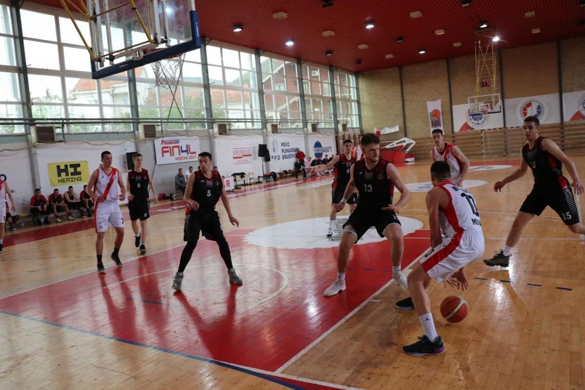 Juniori HKK Zrinjski u finalu Lige mladih