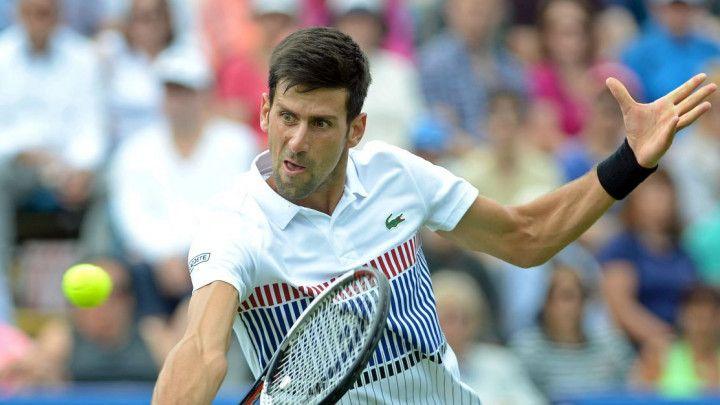 Novak se vratio u stilu