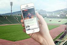 Novi dizajn mobilnog portala SportSport.ba