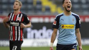 Borussia M. se prošetala Frankfurtom i uključila se u borbu za titulu