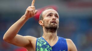 Amel Tuka prvi na 400 metara