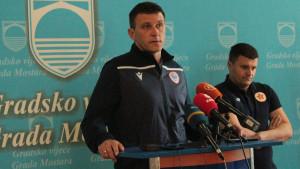 Jakirović pred mostarski derbi: Blizu smo cilja, ali ima još pet kola