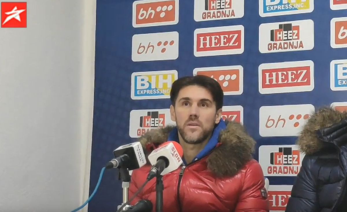 Hasagić predstavljen u FK Tuzla City: Došao sam na nagovor Baljića, o klubu sam čuo sve najbolje