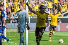 Borussia tri do tri