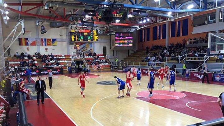 Juniori Sparsa pobijedili Maccabi Tel Aviv
