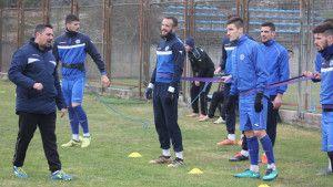 Osmanković se oporavio od lakše povrede, i Papac na treningu Željezničara
