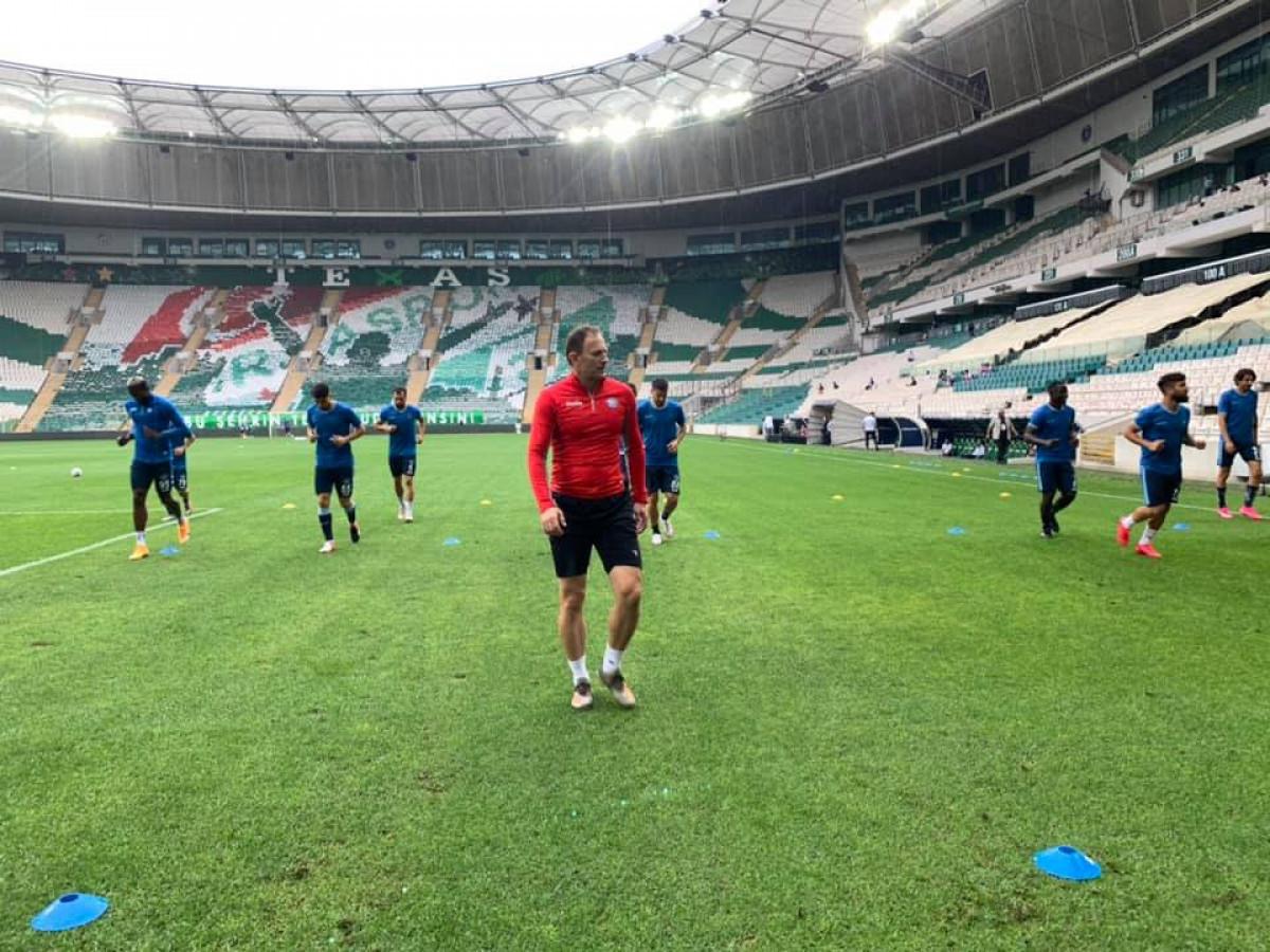 Korektnost na prvom mjestu: Seferović napustio Adanu Demirspor