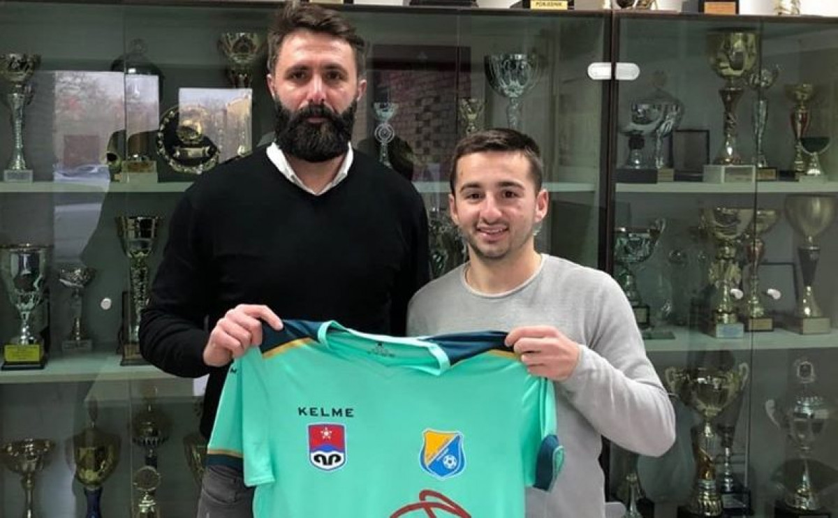 FK Rudar Prijedor predstavio treće pojačanje