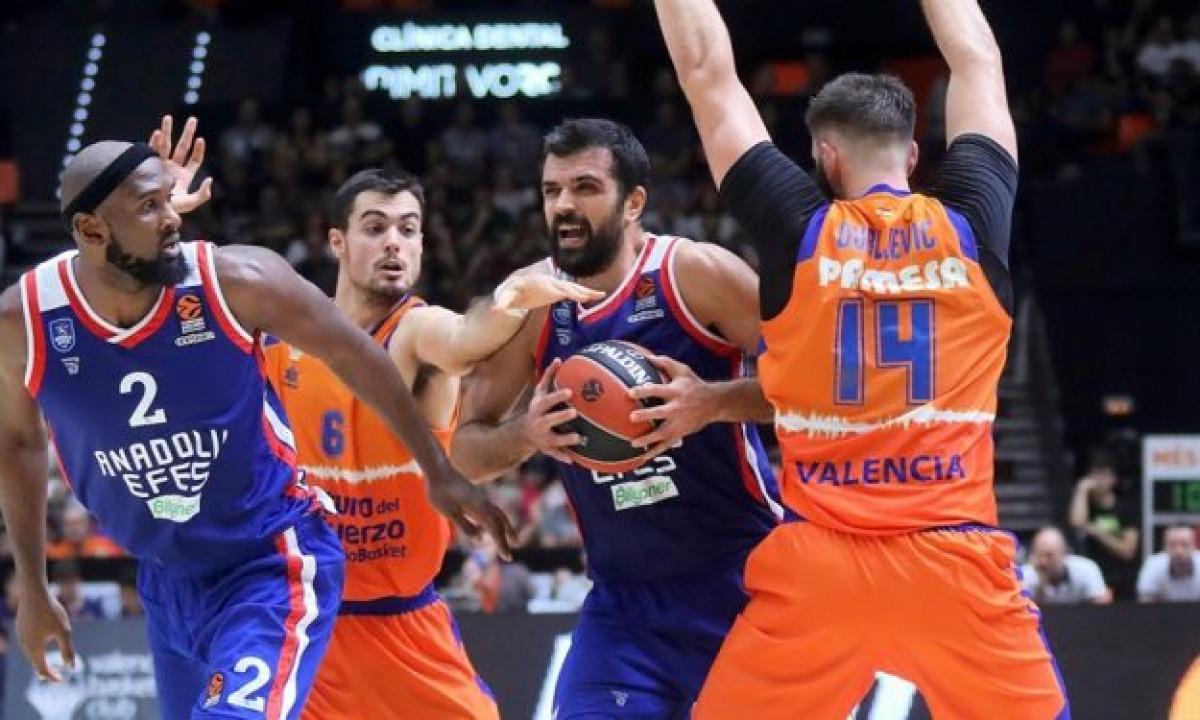 Anadolu Efes, Real i Valencia neće rezati plaće za sezonu 2019/20