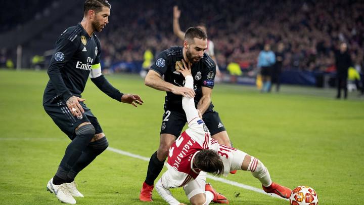 Ramos: Nije loše kada postignete dva gola u gostima