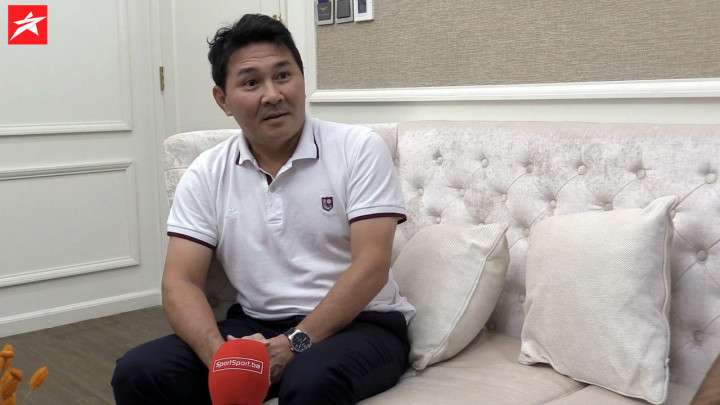 Intervju: Nguyen Hoai Nam, vlasnik FK Sarajevo za SportSport.ba