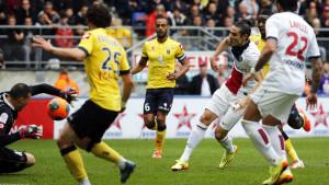 Dva francuska tima izbačena u niži rang