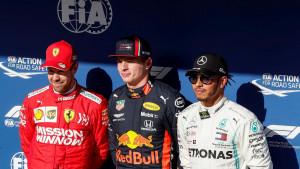 Verstappen: Hamilton je dobar, ali sigurno nije nikakav Bog